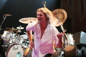 Telefonski pogovor z Ianom Gillanom pevcem skupine Deep Purple