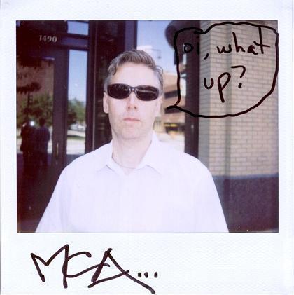 Adam Yauch aka MCA, član hip-hop legend Beastie Boys, jeponovno spregovoril o svoji bolezni. Znano je, da so mu leta 2009 odkriliraka na limfnih žlezih, kar nekaj medijev pa je pisalo, da je Adam popolnoma ozdravljen. Na svoji mailing listi je objavil, da se veseli pozitivnih misli vseh ljudi okrog sebe, vendar da bolezni še...