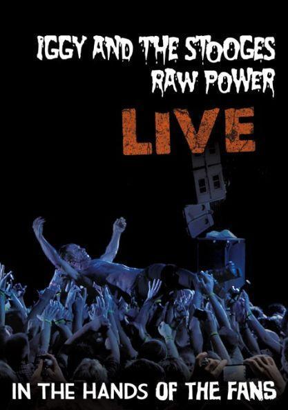 Založniška hiša MVD Entertaiment bo 27. septembra izdala DVD in Blu-Ray legendarnihIggy & The Stogesz naslovom Raw Power Live: In The Hands Of The Fans. Material za izdajo je bil posnet na lanskem nastopu festivalaAll Tomorrow's Party, opisali pa so ga kot'vizualni dokument reformiranih The Stogges' (Iggy Pop, Scott Asheton, James Williamson, Steve Mackay, Mike...