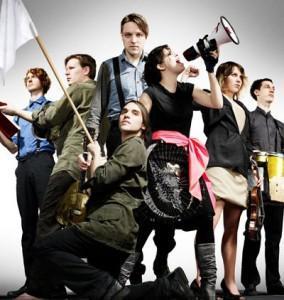 Arcade Fire v humanitarnih vodah