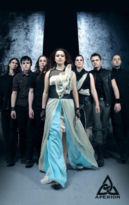 Danes skupina Aperion obeležuje že svojih 9 let delovanja. V tem času se je band preoblikoval iz garažnega benda v skupino, ki je stala ob boku tudi bolj znanim imenom iz glasbenega sveta, kot so Epica, Kreator, Laibach, L'eves Eyes, ... ter prodrla na tuje festivale kot so Exit, H'elles on Stage,... Leto 2011 je...
