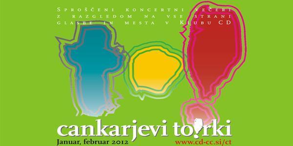 V sodelovanju z organizatorjem vam v nagradni igri poklanjamo 2 vstopnici za koncert zasedbe Food, ki bo 14. februarja v Klubu Cankarjevega doma v Ljubljani.