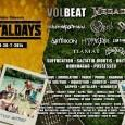 Nova imena na MetalDays so Kadavar, Valient Thorr, Alpha Tiger, Metalsteel, Inciter, Alogia, Rest In Fear, Space Uncorn Of Fire, Within Destruction in Cruel Humanity