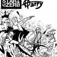 Wajduski cunami je skupna turneja dveh ajdovskih bendov - Harry in  Start At Zero.