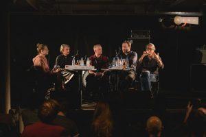 Konferenca, foto: Kino Šiška