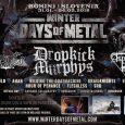 Prihajajo še Dropkick Murphys, AHAB, Skálmöld, Ritual Day ...