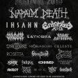 Damnation Festival je medse povabil velike Napalm Death, Entombed A.D. in Vader.