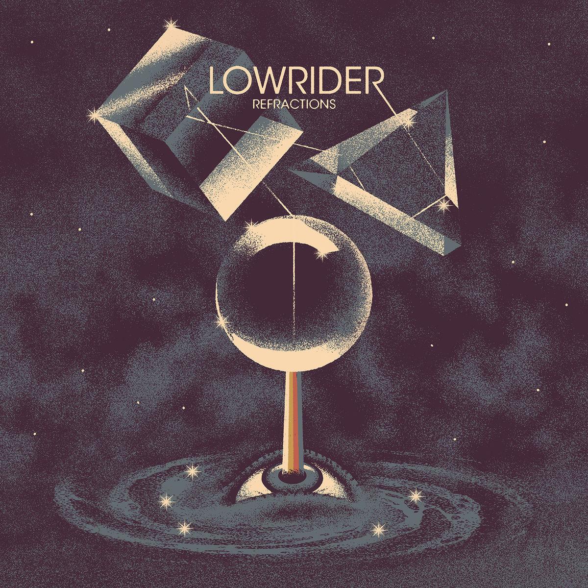 Lowrider so prekosili vsa pričakovanja in po novem ne bo iz zvočnikov hrumel le zvok prvenca, temveč se bo namensko lomilo fraktale realnosti tudi s perfekcijo plošče Refractions.